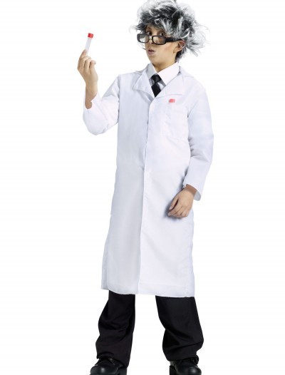 Teen Lab Coat, halloween costume (Teen Lab Coat)
