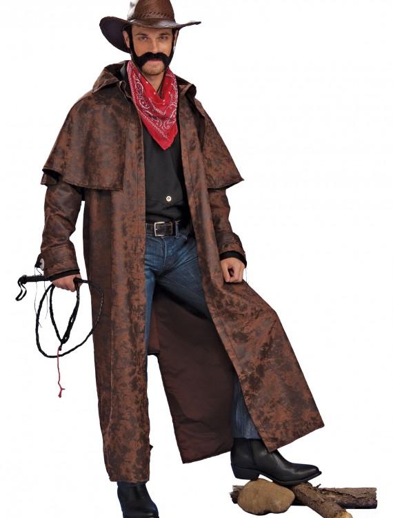 Tex Adult Duster Jacket, halloween costume (Tex Adult Duster Jacket)