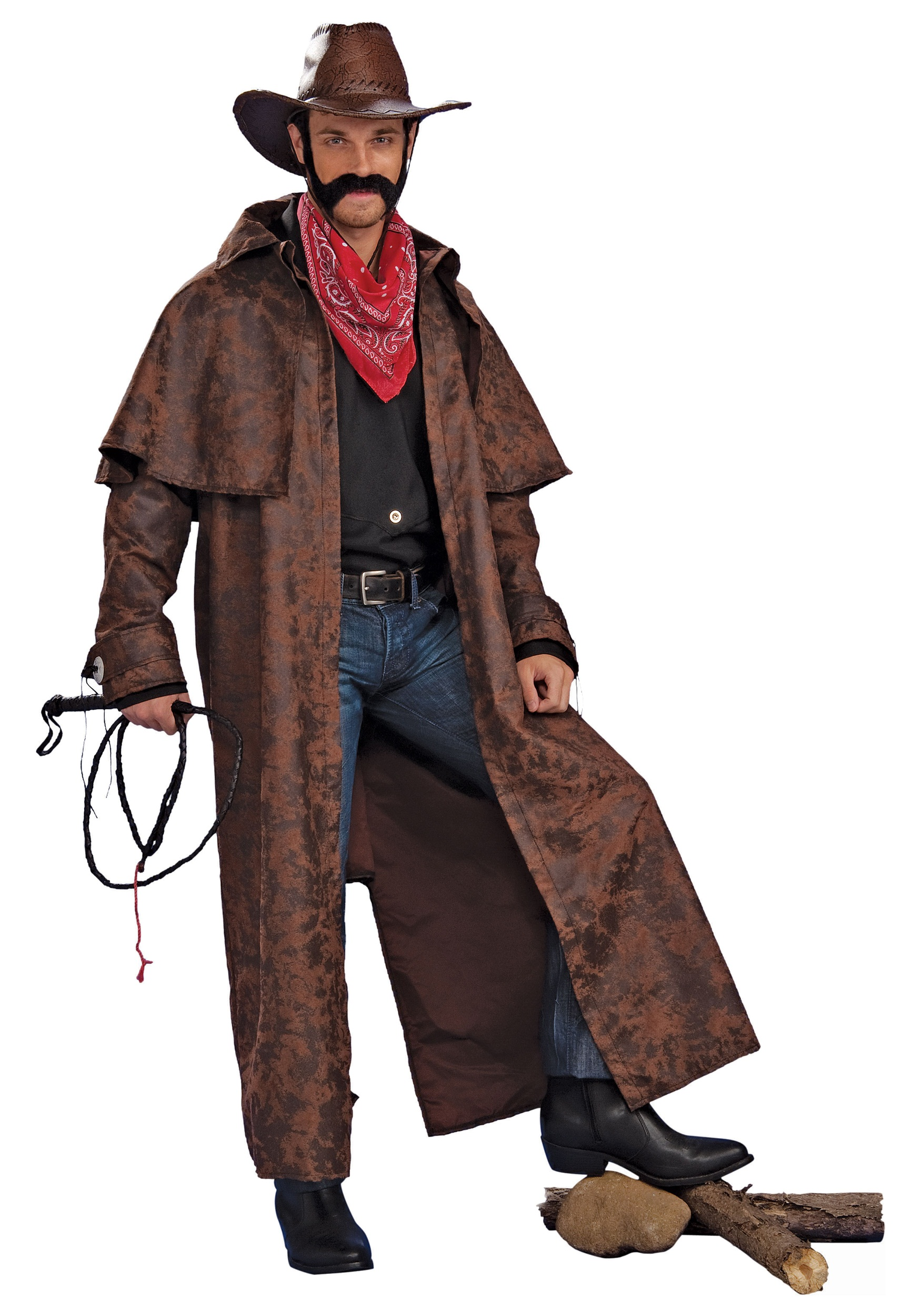 Tex Adult Duster Jacket  sc 1 st  Halloween Costumes : halloween costumes dallas texas  - Germanpascual.Com