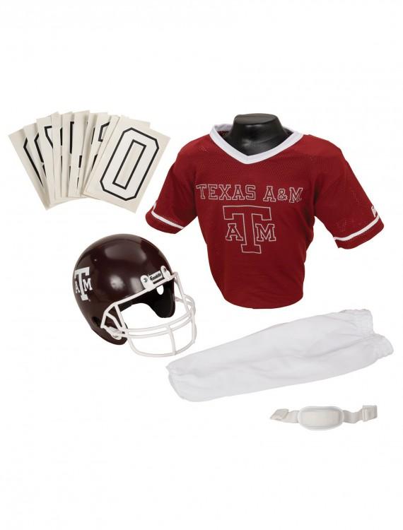 Texas A & M Aggies Child Uniform, halloween costume (Texas A & M Aggies Child Uniform)
