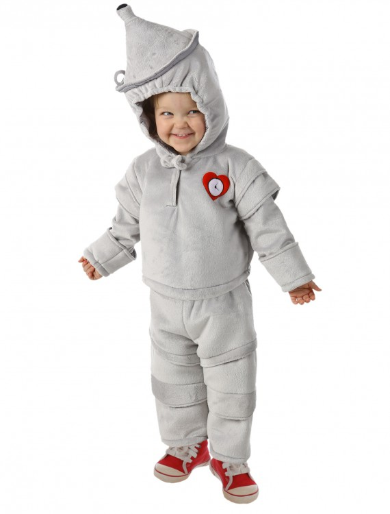 The Wizard of Oz Cuddly Tin Man Costume, halloween costume (The Wizard of Oz Cuddly Tin Man Costume)
