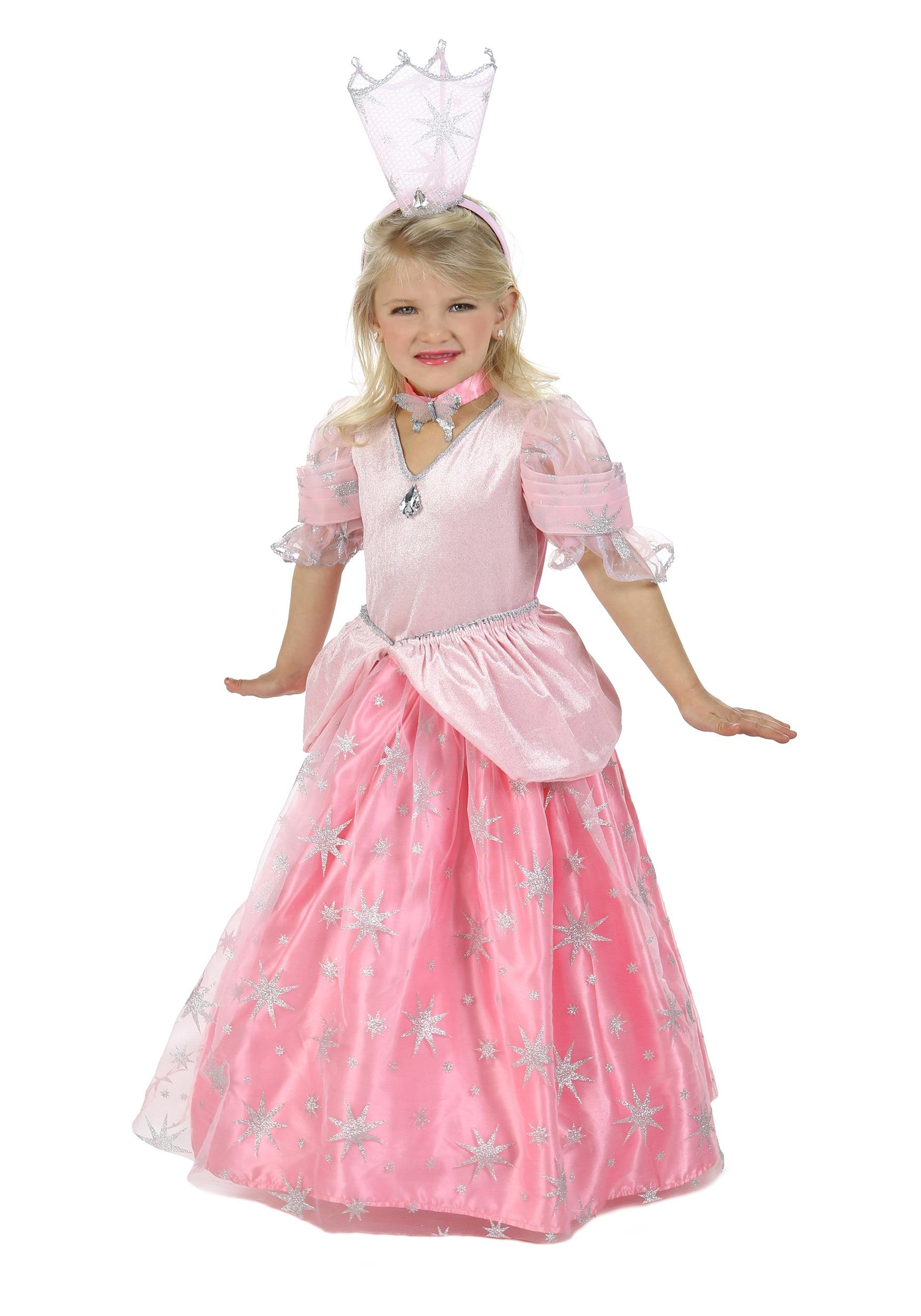 the wizard of oz glinda pocket princess costume