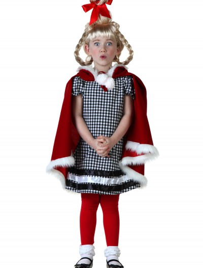 Toddler Christmas Girl Costume, halloween costume (Toddler Christmas Girl Costume)