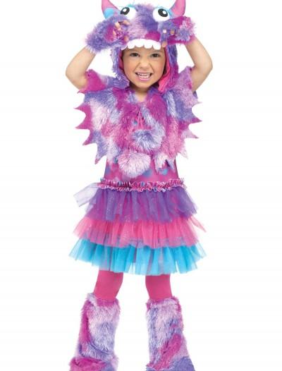 Toddler Polka Dot Monster Costume, halloween costume (Toddler Polka Dot Monster Costume)
