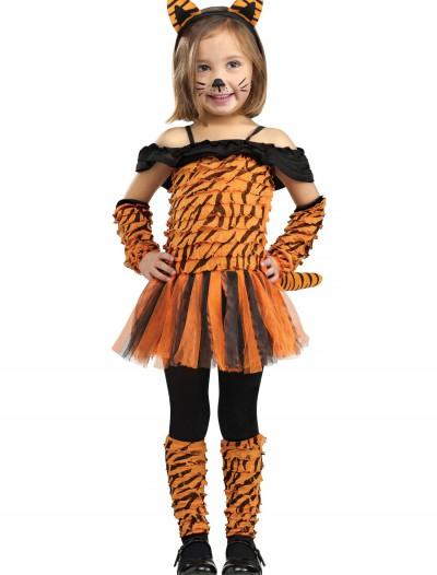 Toddler Tigress Costume, halloween costume (Toddler Tigress Costume)
