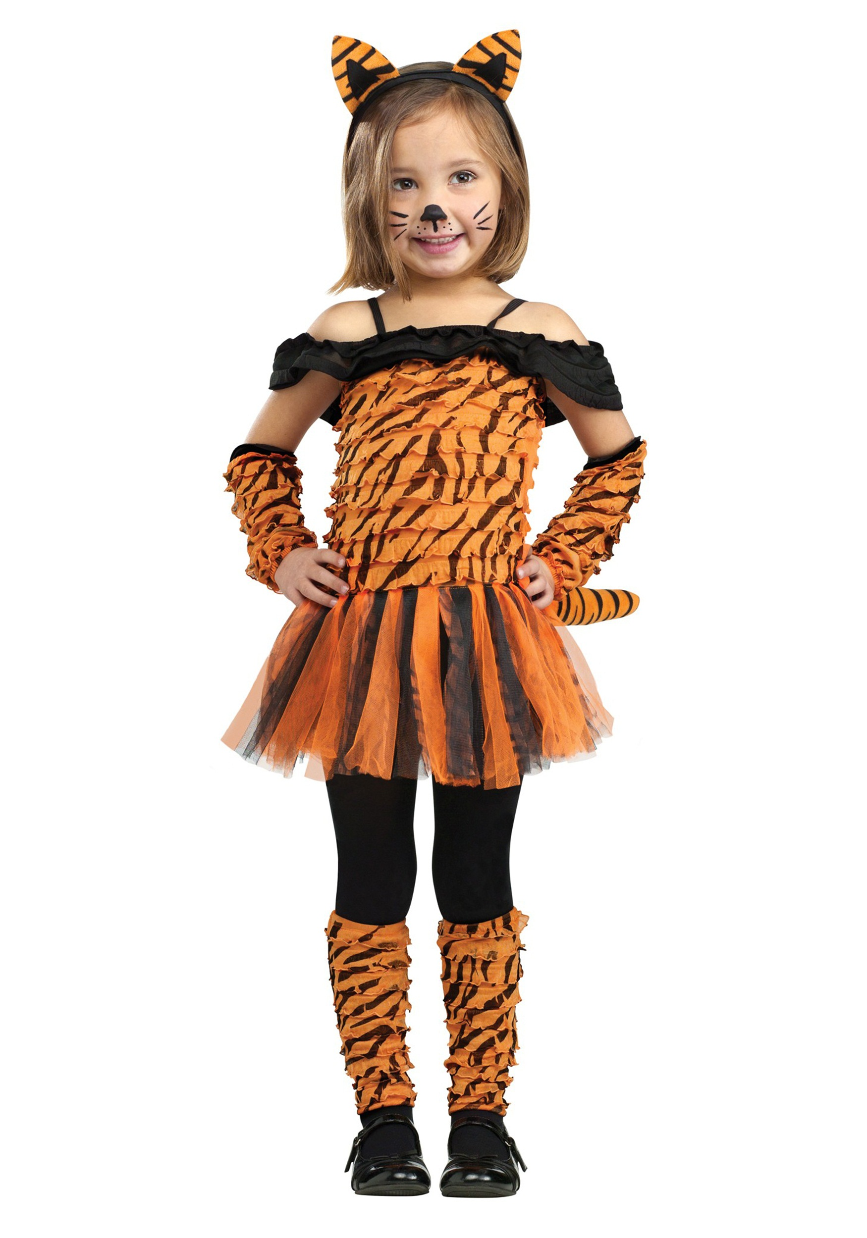 Toddler Tigress Costume  sc 1 st  Halloween Costumes & Toddler Tigress Costume - Halloween Costumes
