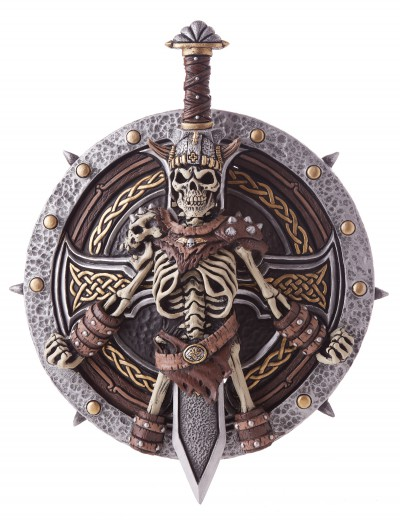 Viking Lord Shield & Sword, halloween costume (Viking Lord Shield & Sword)