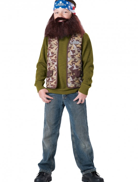 Willie Child Costume, halloween costume (Willie Child Costume)