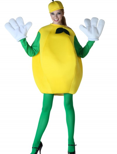 Adult Lemon Costume, halloween costume (Adult Lemon Costume)