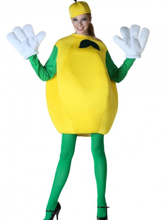 Костюм лимон для мальчика своими руками 81