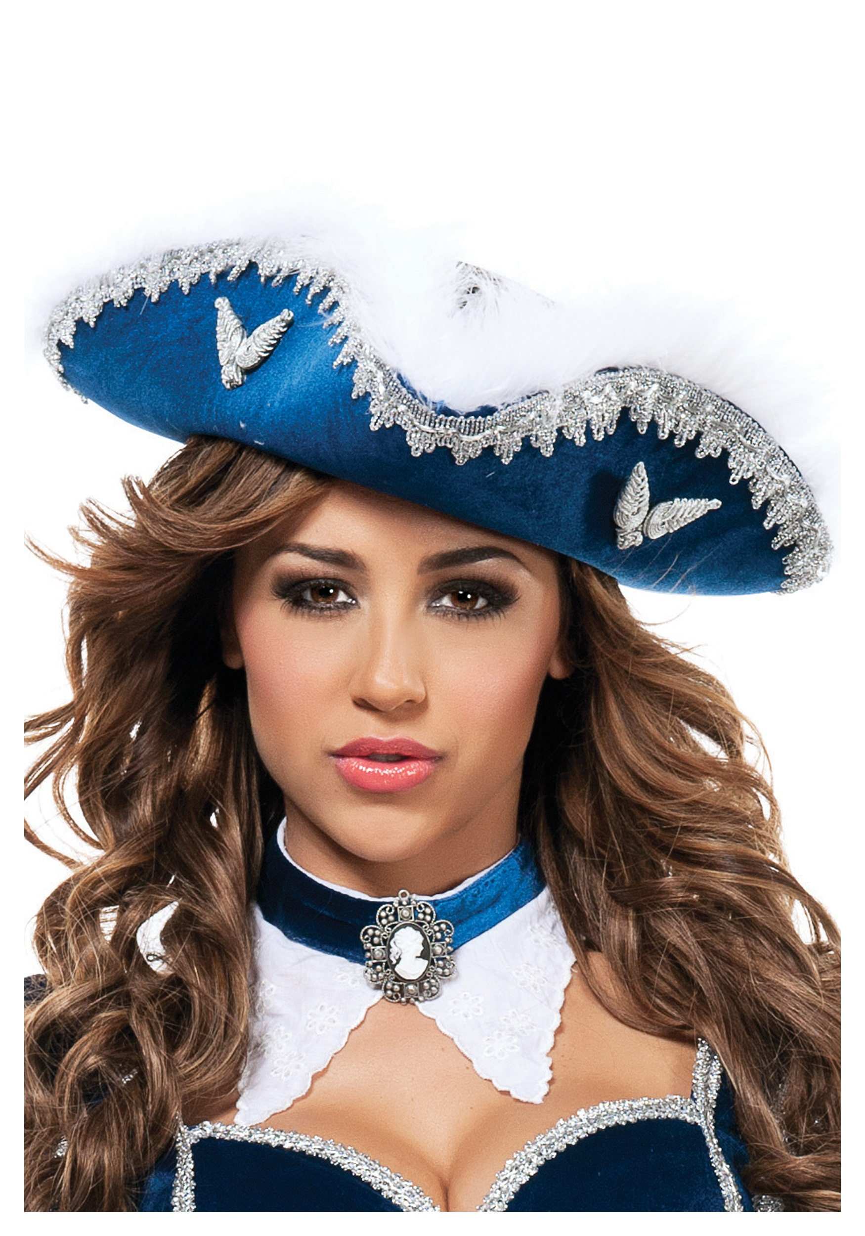 Womens Musketeer Hat  sc 1 st  Halloween Costumes & Womens Musketeer Hat - Halloween Costumes